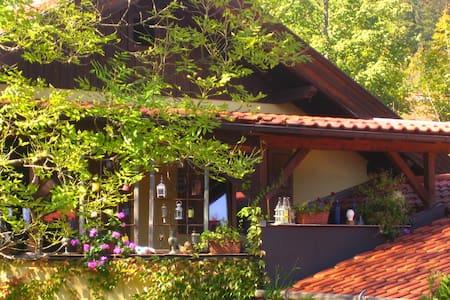 Landhaus Südwind Wohnung Höhenrain - Apartment