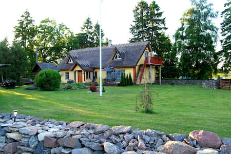 Beautiful place to stay in Saaremaa - Pihtla vald - Casa