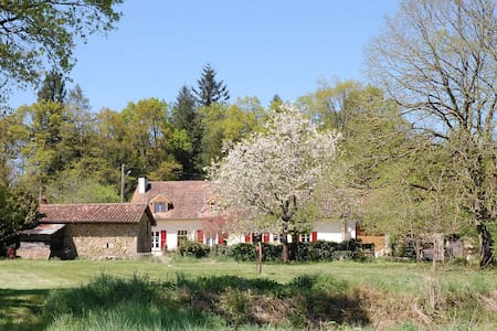 Neil's Farmhouse Gite - Saint-Mathieu - Talo