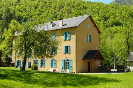 Gîte de l'ancien Hôtel Georges - Haus