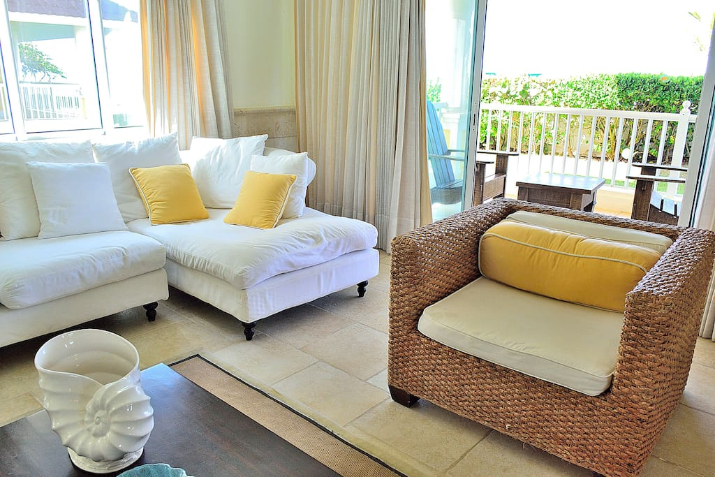 3BR Cabarete Luxury Beachfront N-1