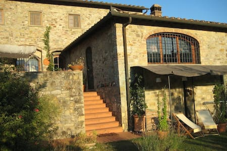 Your room in Chianti - Tuscany - Rumah
