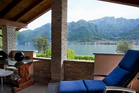 House on Lake of Como with beach - Apartment