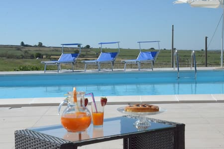 campagne iblee vacanze con piscina - Ragusa - Villa