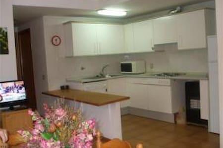 Apartamento en Jaca  centrico muy acogedor - Condomínio