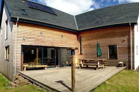 Modern Eco House. St Andrews Open. - House