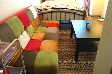 5mins walk from Nijo station No.807 - Appartement