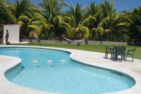 Rancho en Salinitas - Beach House - Huis