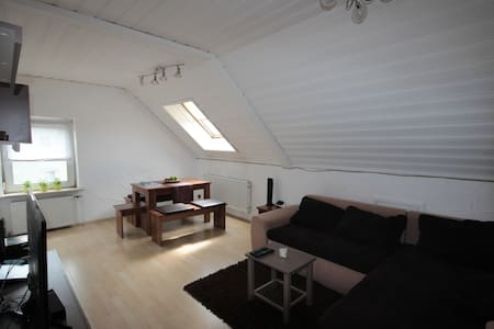 Central Apartment, Near to the City - Lovely Cosy - Kempten