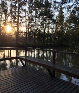 Cabañas La Gansada en el Delta de Tigre - Cabin