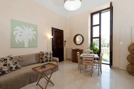 the Barocco house in Lecce Salento