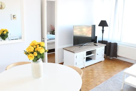 Cozy duplex in EU area of Bruxelles - Appartement