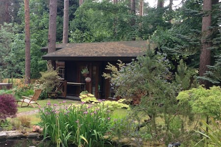 Garden cabin - sleeps 2. - Chatka