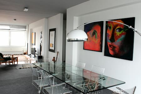 Bright modern apartment, great view - Byt