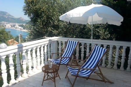 New apartment with sea views - Sutomore - Leilighet
