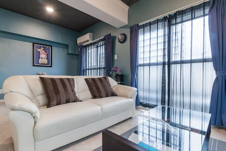 4 minutes on foot from Kobe Station - Byt
