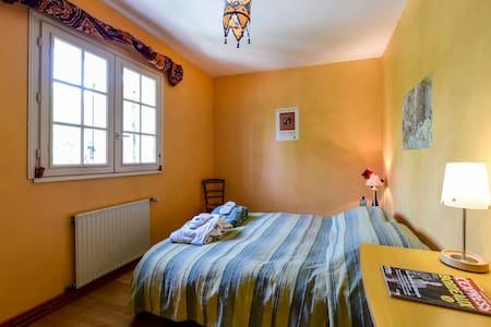 Chambre confortable bordant un parc - Gradignan - Bed & Breakfast