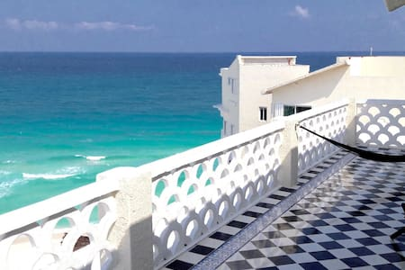 360'  Wonderful View Pent House - Cancún - Apartment
