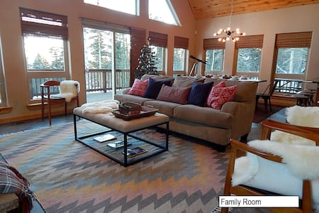 Skyview Chalet - Angel Fire - Chalet