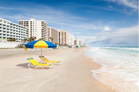 Daytona Seabreeze Resort Oceanfront - Daytona Beach