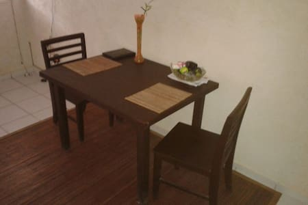 Cozy and affordable house at P.M. - puerto morelos - House