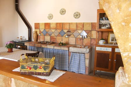 B&B Baglio Trinacria, Dionisio room - Bed & Breakfast