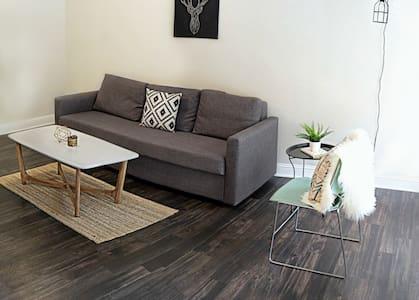 FRESH + MODERN DALLAS FLAT - Dallas - Wohnung