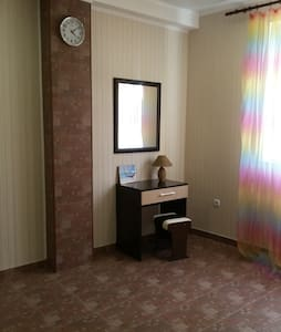 Квартира в Сочи(Хоста) WI-FI.Кондиционер. - Sochi - Leilighet