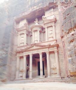 welcome to Jordan,Petra ,Dead Sea - Apartment