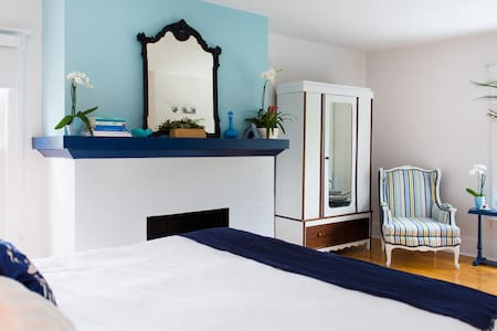 King Suite in Boutique Global Community #B20 - Miami - Bed & Breakfast