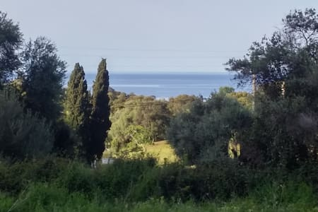 Villa ,Cargese bord de mer - Cargèse - Villa