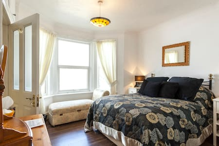 Near beach Sandown IOW(Double Room) - Sandown - Maison