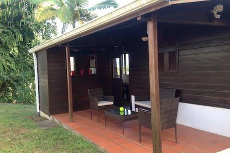 Charmant bungalow à la campagne