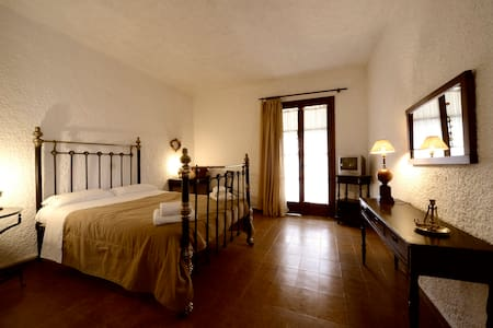 Room at the most romantic B&B - Vagia