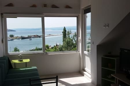Sea view apartment, near beach, 2+2 - Apartment