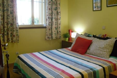 Double Room Well Located