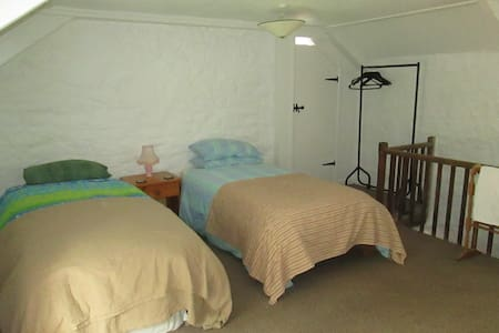 Character annexe with ensuite and own kitchen - Apartamento
