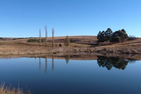 Alsumic Guest and Game Farm Dullstroom - Casa