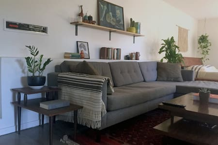 Hip & Lovely Garden Studio with Private Patio - Los Angeles - Maison