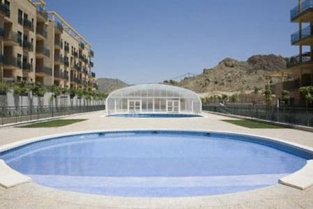 Apartment next to natural spa and hot springs - Villanueva del Río Segura - Huoneisto