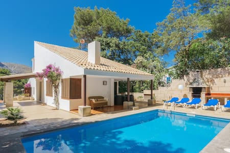 Villa with private pool (Can Paco) - Cala San Vicenç