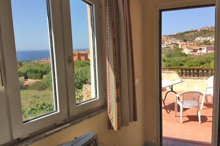Wonderful vista unspoiled Sardinia - Apartamento