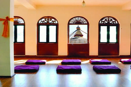 Boudha Inn-Meditation Centre - Apartment