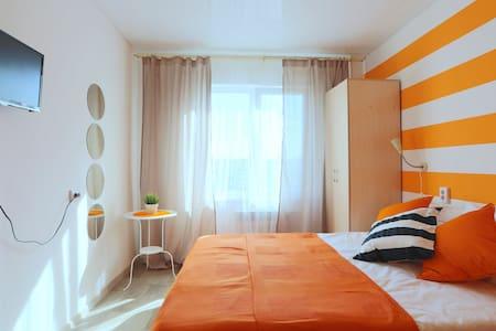 Комната с дизайнерским ремонтом - Apartment