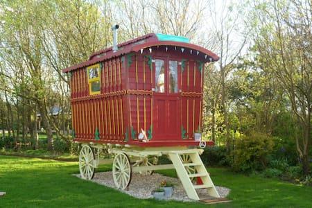 Poppet Gypsy Caravan - Cabin