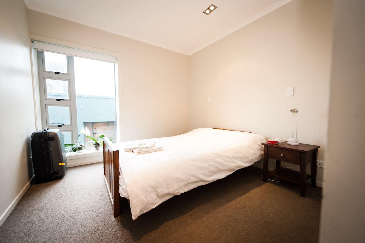 A Room in the Heart of Wellington