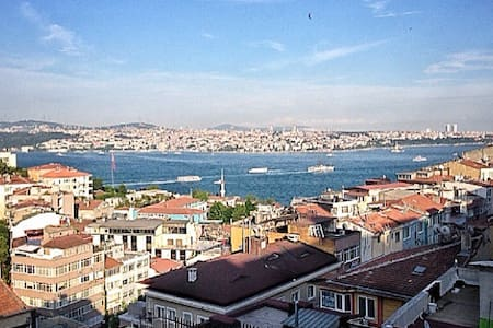 Cozy- Bosphorus View