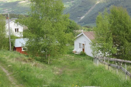 Jotunheimen, small Norwegian farm - Dom