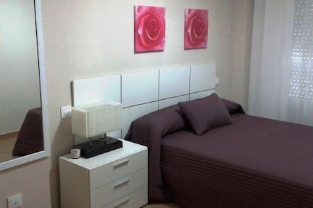 Apartamento El Bulevar - Fuensalida - Huoneisto