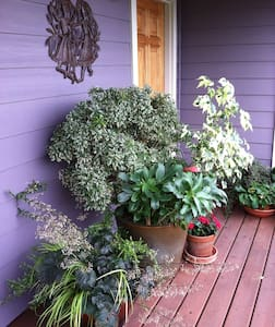 Intimate Garden Retreat - Arcata - Hus